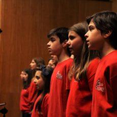 Concerto pelo Coro Mozart no Dia Internacional da Família