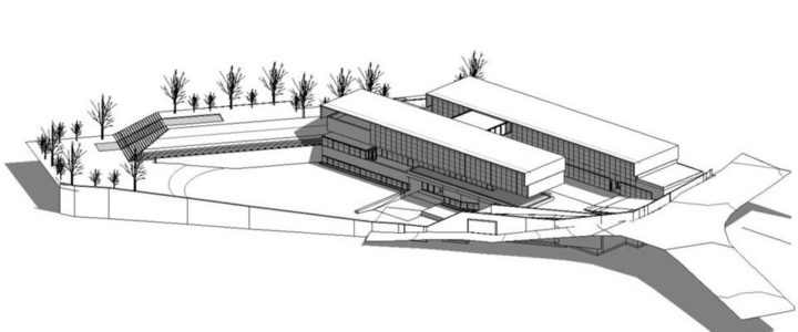 Construção de um centro de atividades culturais em Braga
