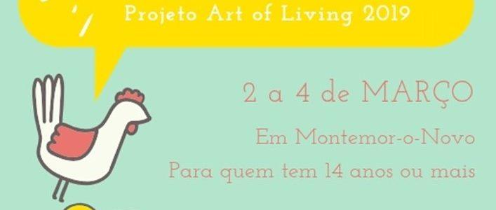 Projeto Art of Living 2019