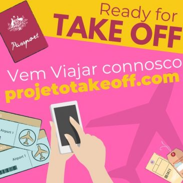 """Projeto """"Take Off"""" – Programa de Liderança e Empreendorismo para a Geração Z"""